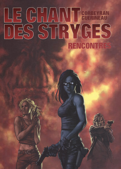 Rencontres (BD Must éditions)